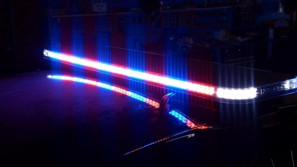 LED Light Bar for Vehicle