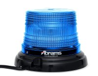 Blue 4 Inch LED Dome Light