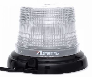 Clear 4 Inch LED Dome Light
